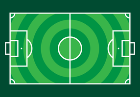 Football Ground Vektor