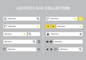 Adresse Bar Collections