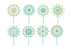 Gratis Blowball Vector