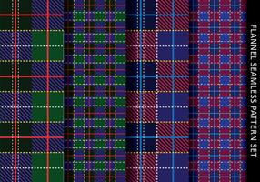 Pattern in flanella scozzese
