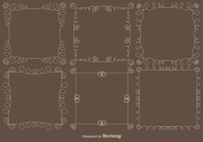 Vector vintage ramar