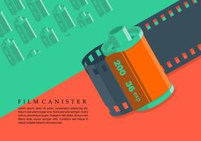 Background Film Canister