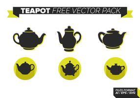 Teapot Vector Pack