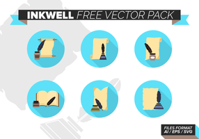 Inkwell Free Vector Pack