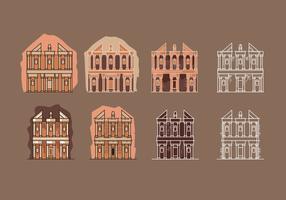 Ilustración vectorial Petra
