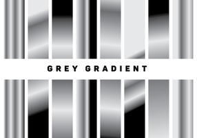 Metal Grey Gradient Vectors