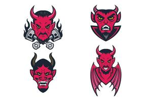 Vettore di diavoli