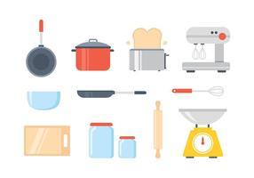 Kostenlose Cocina Vector