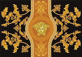 Versace Watch Vector