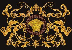 Grecque Versace Vector