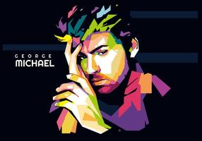 George Michael WPAP Vector
