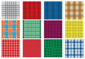 Flannel Texture vector