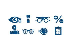 Simple Eye Doctor Tool Vectors