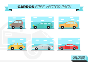 Carros Free Vector-Pack