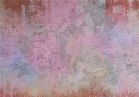 Pink Wall Grunge Free Vector Texture