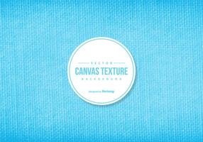Blue Canvas Texture Background vector