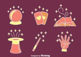 Vecteurs d'objets magiques