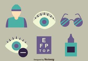 Eye Doctor Elemento Vector