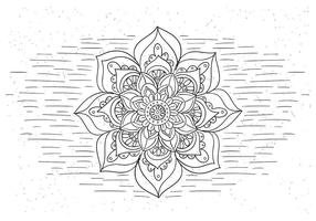 Gratis Flower Symbol Vector