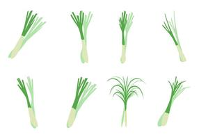Gratis Lemongrass Icons Vector