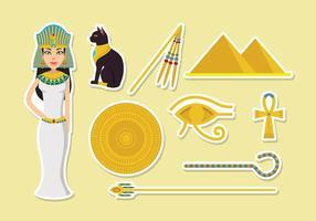 Vector libre de Cleopatra