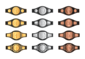 Champion Belt vektor