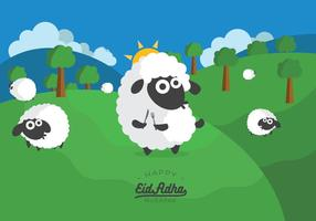 Vector eid al adha