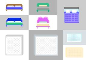 Free Mattress Vector Pack