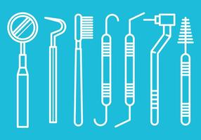 Free Dentista Tools Vectors