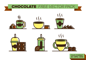 Chocolate Free Vector Pack