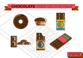 Chocolate Gratis Vector Pack