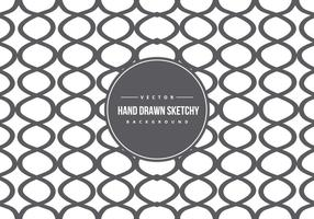 Cute Hand Drawn Style Background Pattern vector