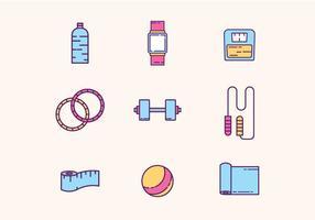 Fitness- und Fitnessgeräte