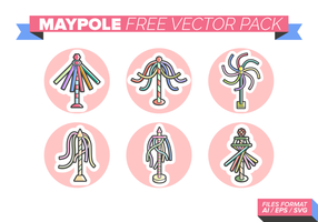 Maypole Free Vector Pack