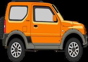 Suzuki Jimny 4Sport vektor