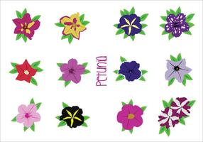 Helle Blume Vektoren