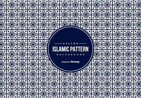 Islamiska mönster bakgrund