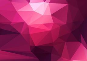 Gratis Vector Modern Polygon Achtergrond