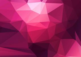 Gratis Vector Modern Polygon Bakgrund