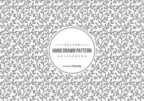 Cute Hand Drawn Background Pattern
