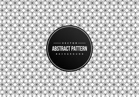 Fundo do teste padrão geométrico abstrato