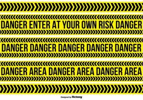 Danger Ruban Collection