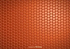 Antecedentes de baloncesto de la textura del vector