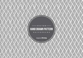 Cute Hand Drawn Pattern Background vector