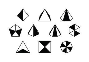Geométrica del vector gratuito