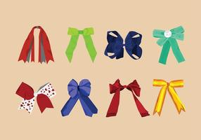 Hair Ribbon Gratis Vector