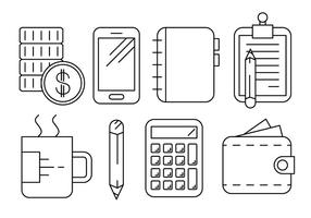 Free Business and Office Icons
