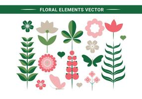 Spring Background Vector gratuit Saison