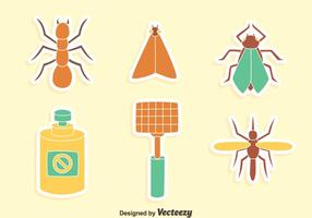 Stora Pest Control vektorer