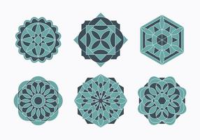 Islamic Ornaments Set